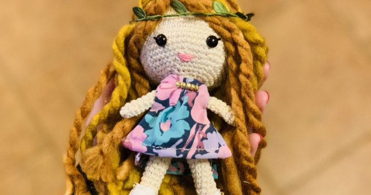 Primrose Doll by All About Ami