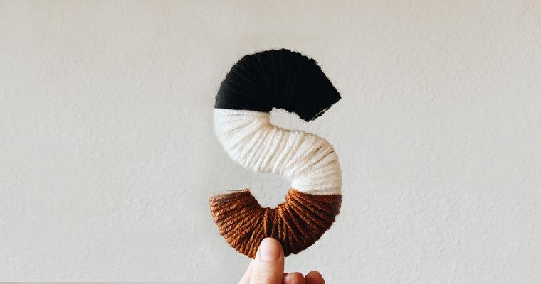 Yarn Craft Activity